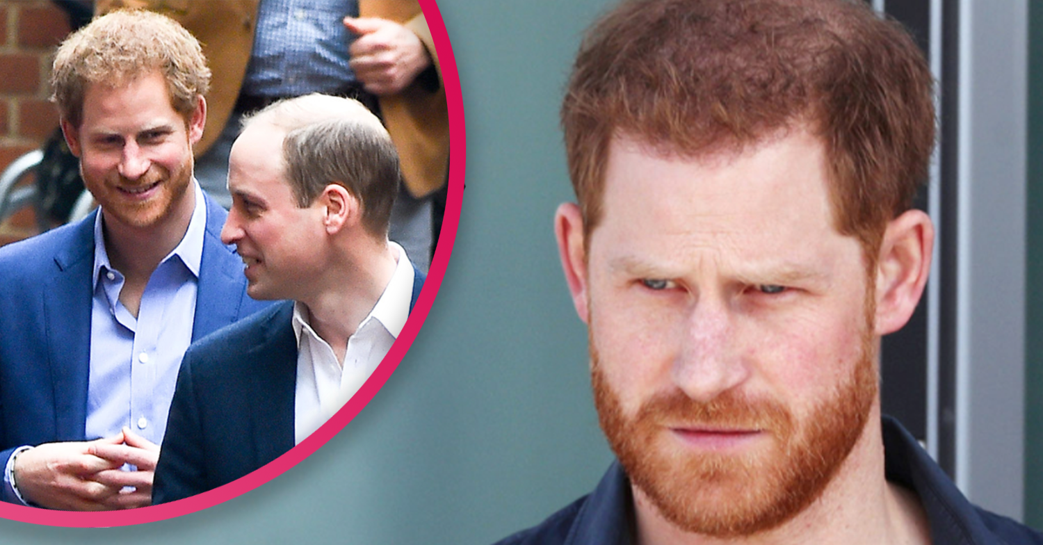 Prince Harry 'felt uncomfortable attending royal functions with Prince William and Kate Middleton'