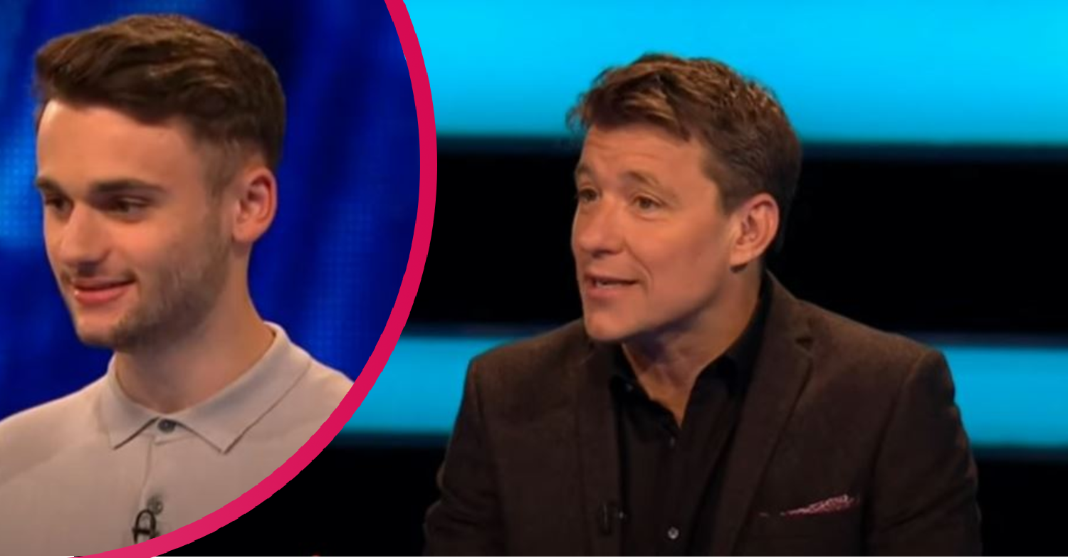 Tipping Point host Ben Shephard scolds contestant for failing to answer