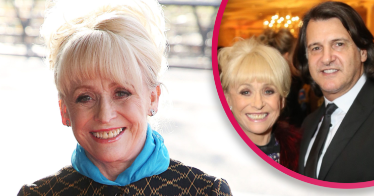 Dame Barbara Windsor Alzheimer's