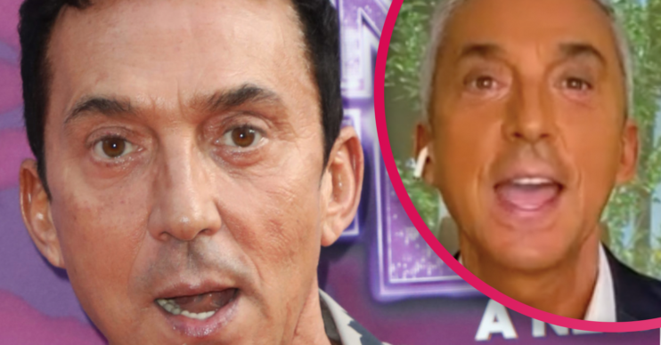 Strictly Bruno Tonioli hair