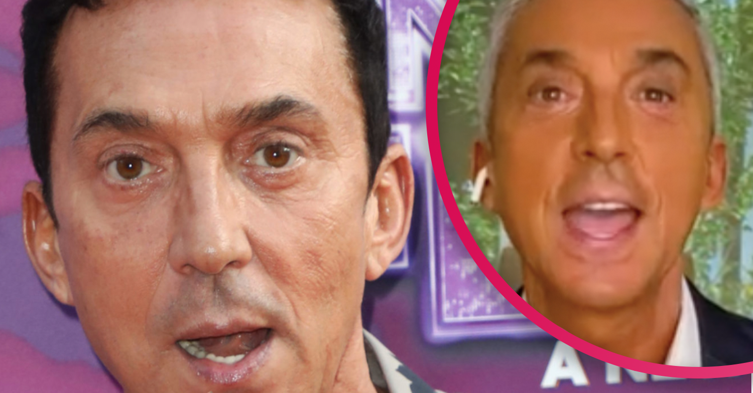 Strictly Come Dancing's Bruno Tonioli stuns fans with new grey hairstyle