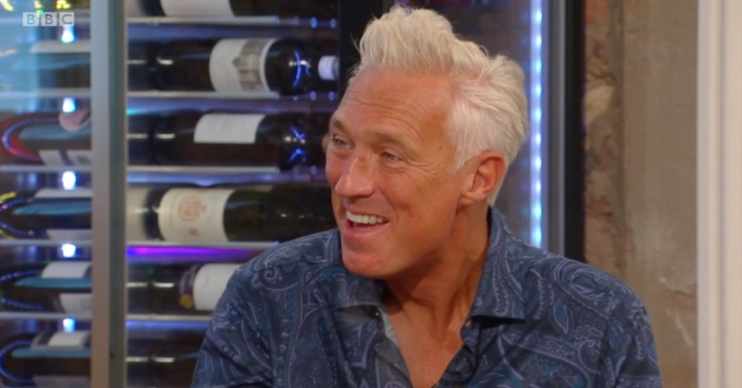 Martin Kemp Saturday Kitchen appearance