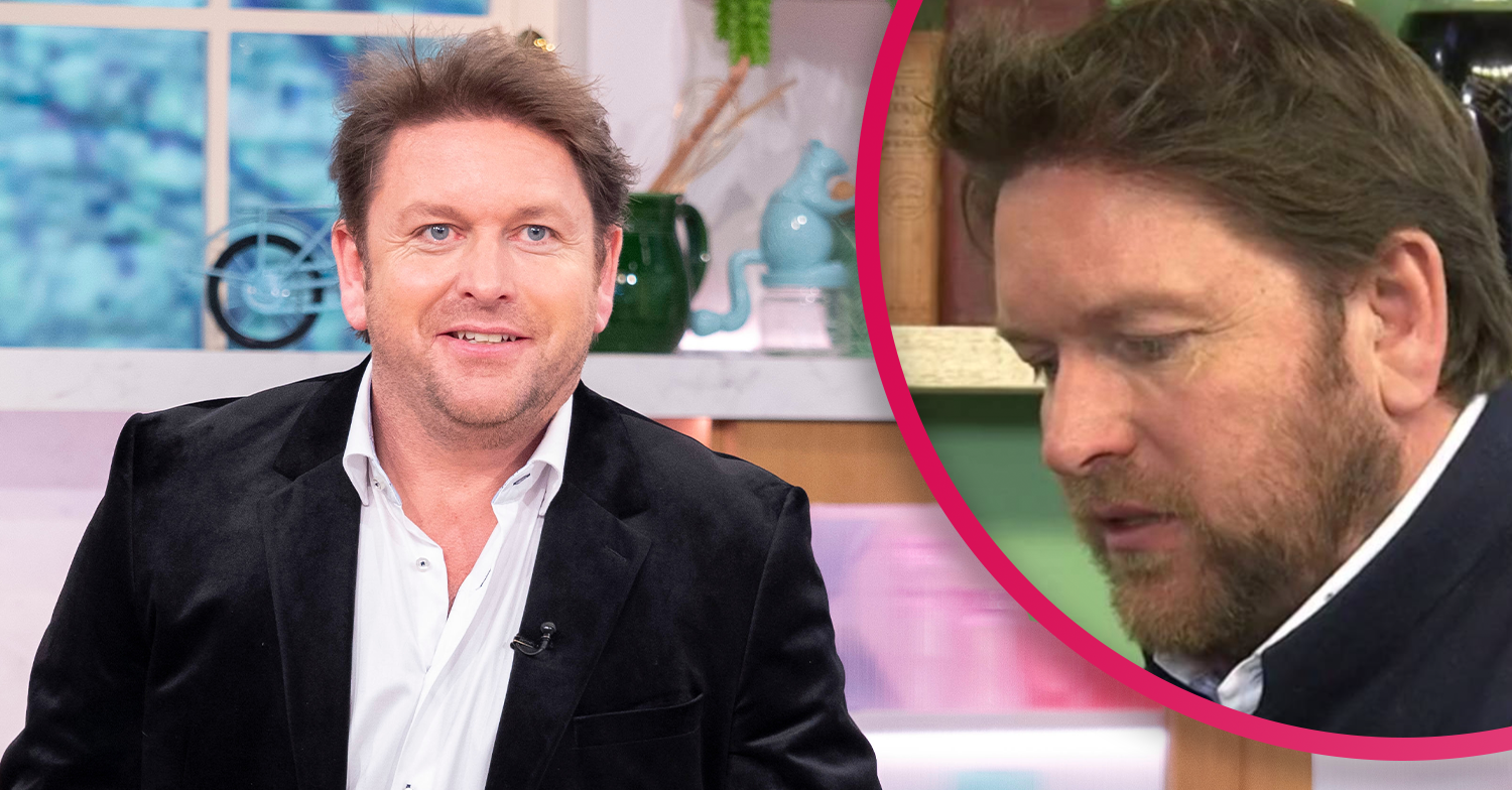 James Martin's Saturday Morning: chef's beard gets the thumbs up from viewers