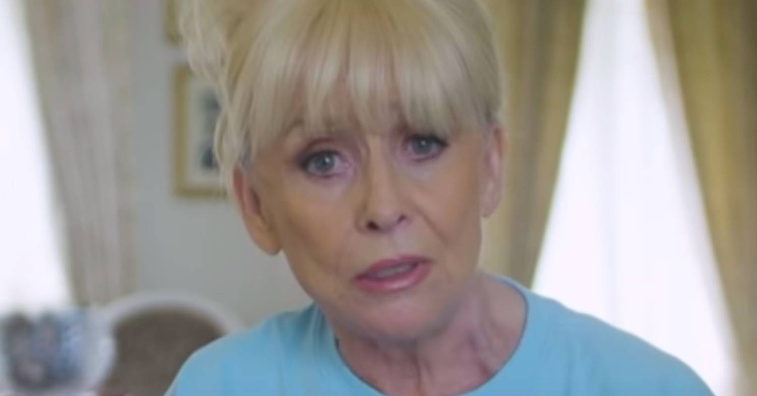 Barbara Windsor: husband Scott Mitchell can't stop crying as she moves into a care home