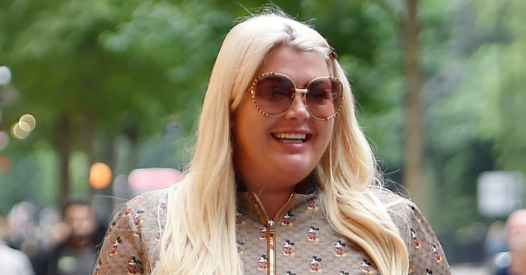 gemma collins weight loss