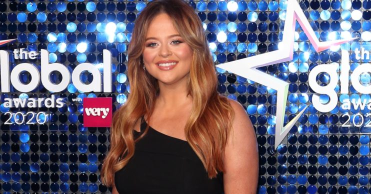 Emily Atack has found love over lockdown