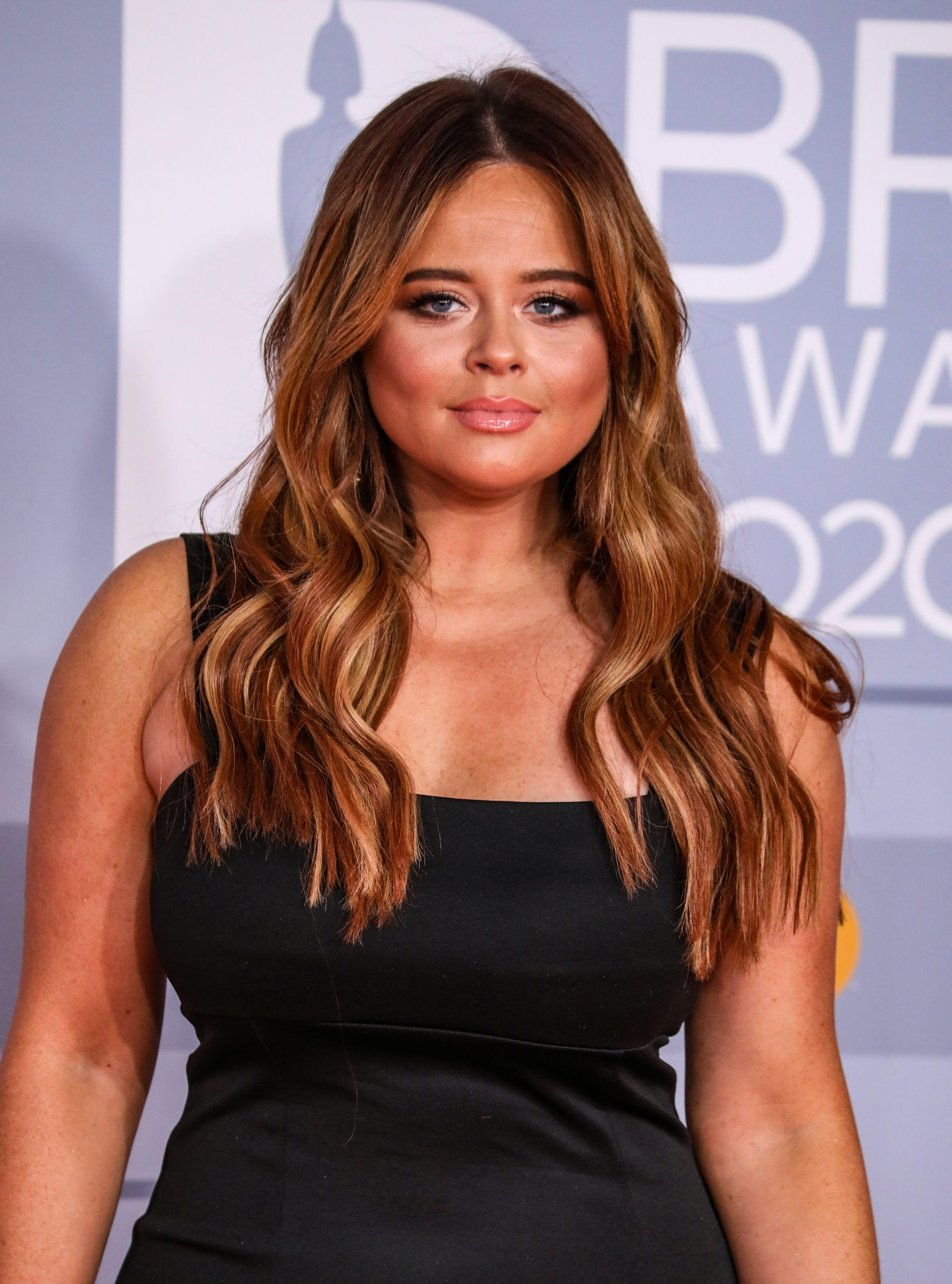Emily Atack has been single since last September