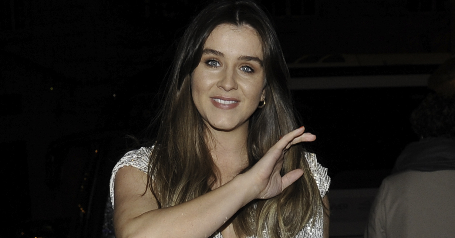 Coronation Street star Brooke Vincent melts hearts with adorable snaps of baby Mexx