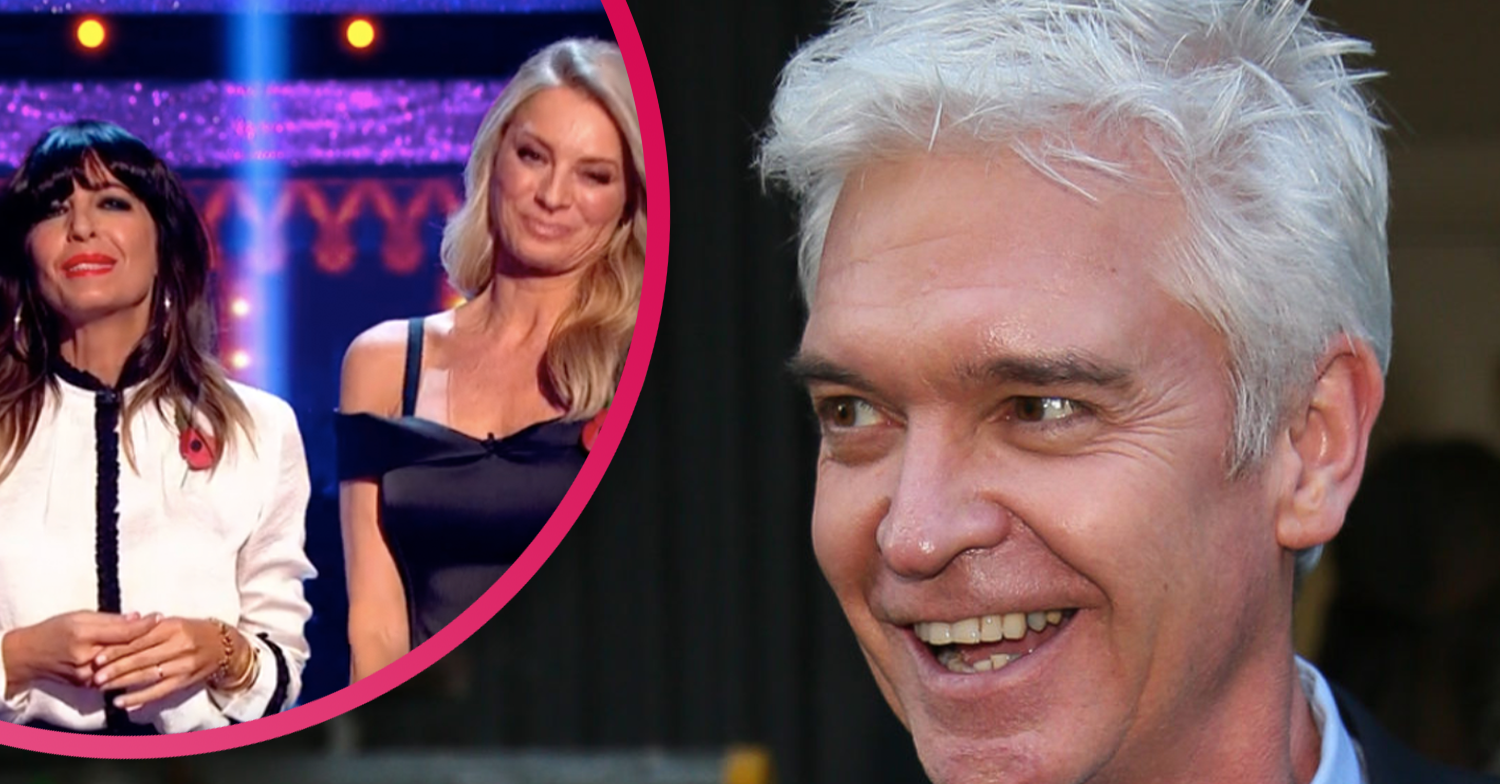 Strictly Come Dancing: Phillip Schofield 'in talks to be in first ever same-sex couple'