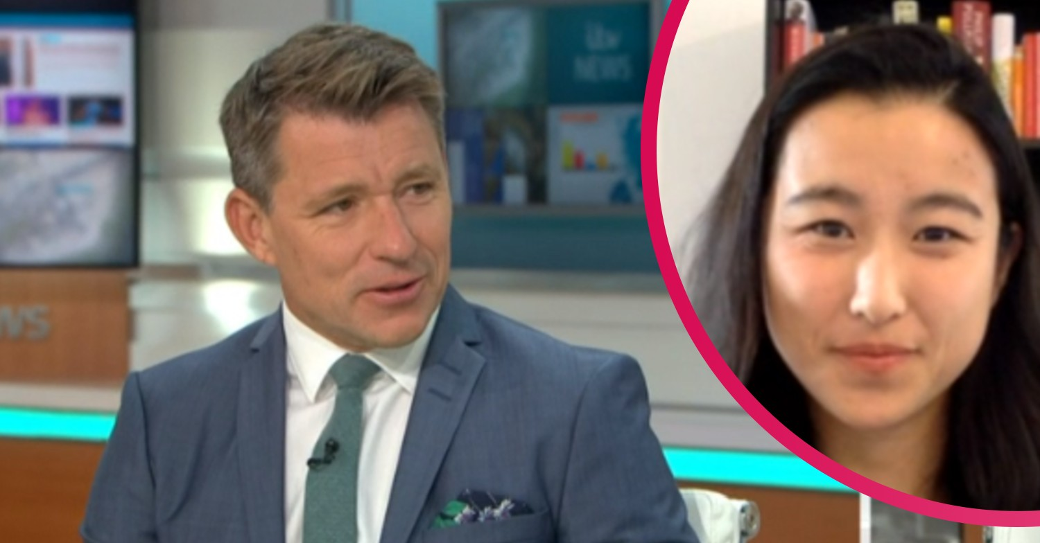 GMB: Ben Shephard corrects guest over pub lockdown comment