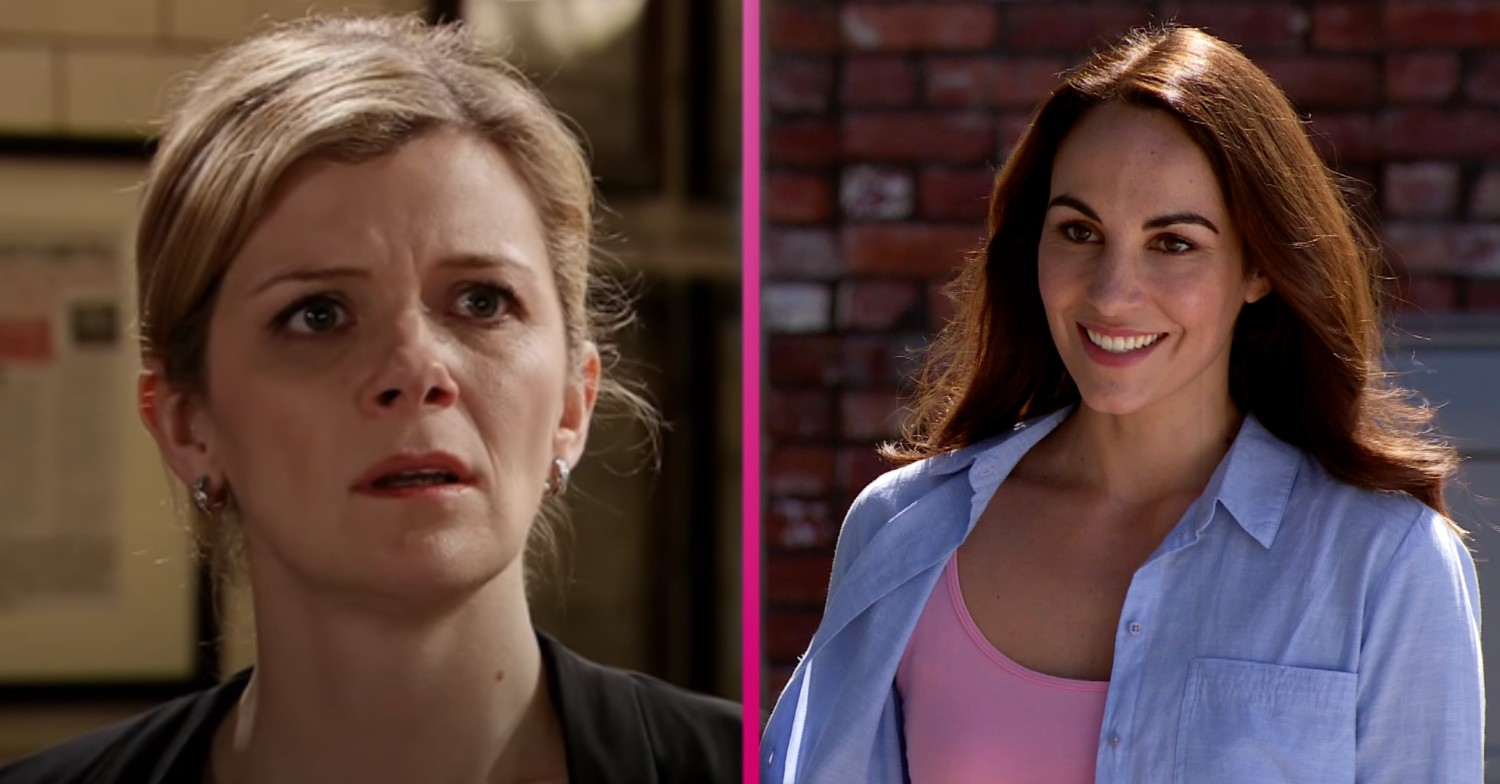 Coronation Street: Where have you seen Leanne's friend, Mandy, before?