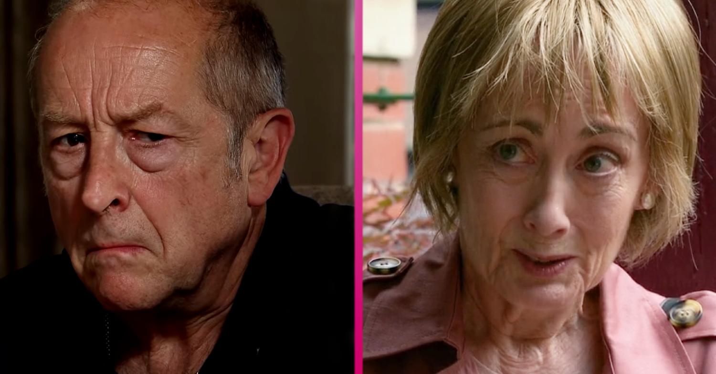 Coronation Street: Has Geoff killed Elaine?