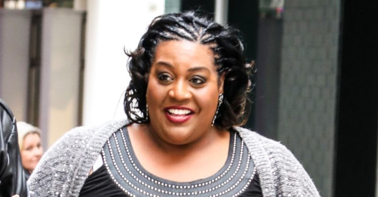 Alison Hammond dog