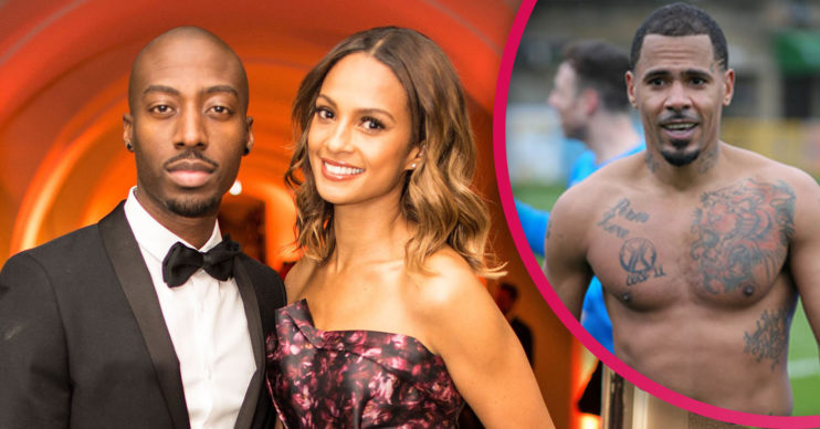 Alesha Dixon married husband Azuka Ononye in 2017
