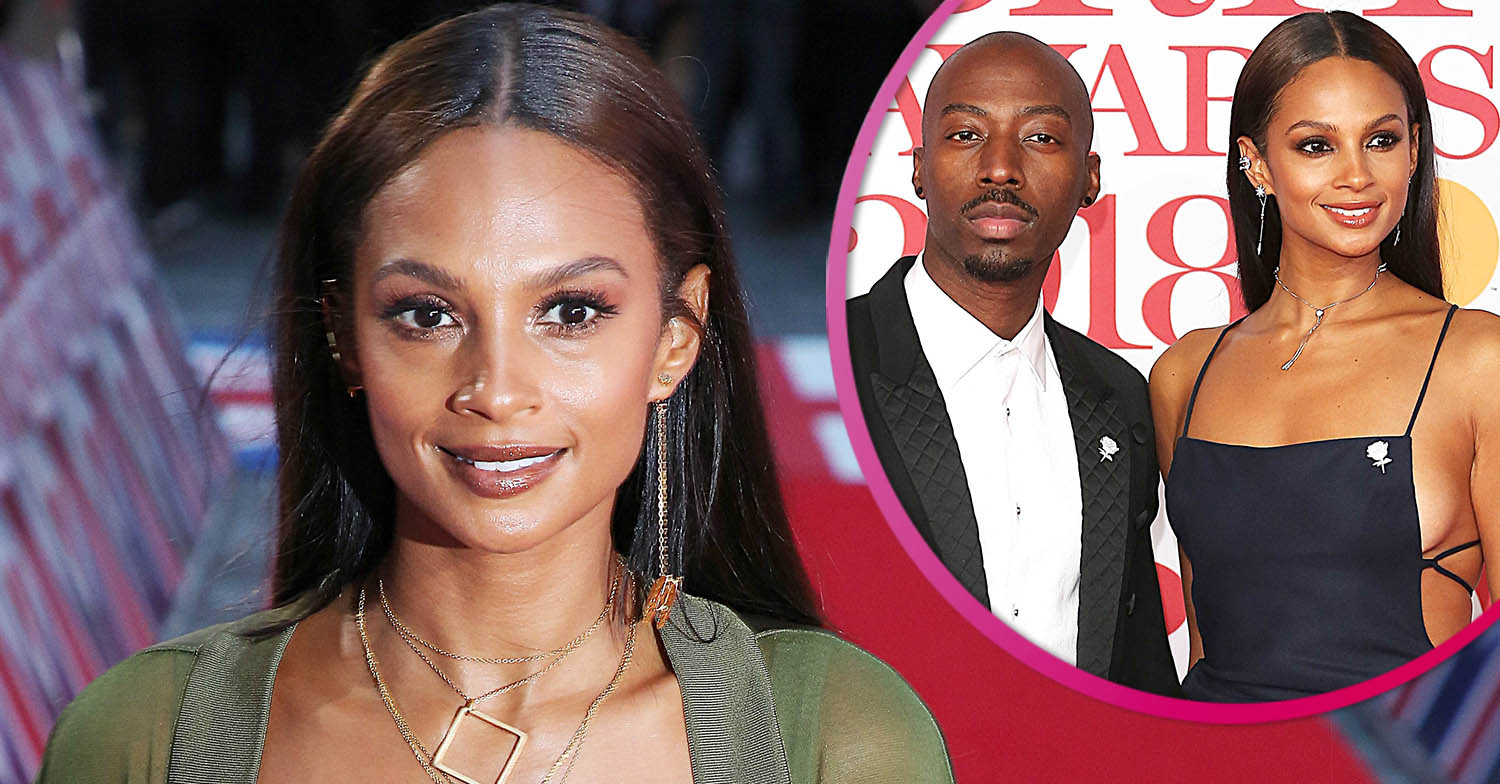 Alesha Dixon delights fans with sweet family photos on holiday