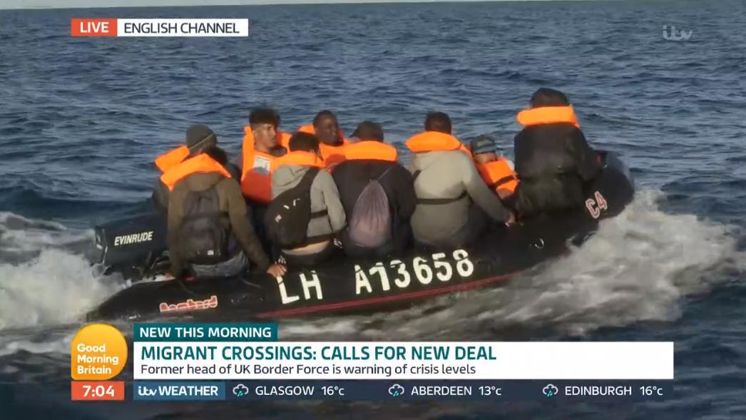 GMB13 migrants