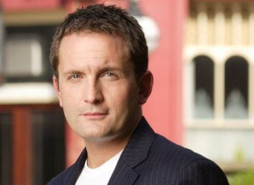 Joel Beckett as Jake Moon in EastEnders (Credit: BBC)