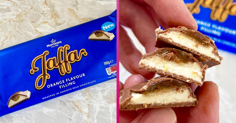New Morrisons Jaffa Cake chocolate bar tastes just like McVitie's Jaffa Cakes