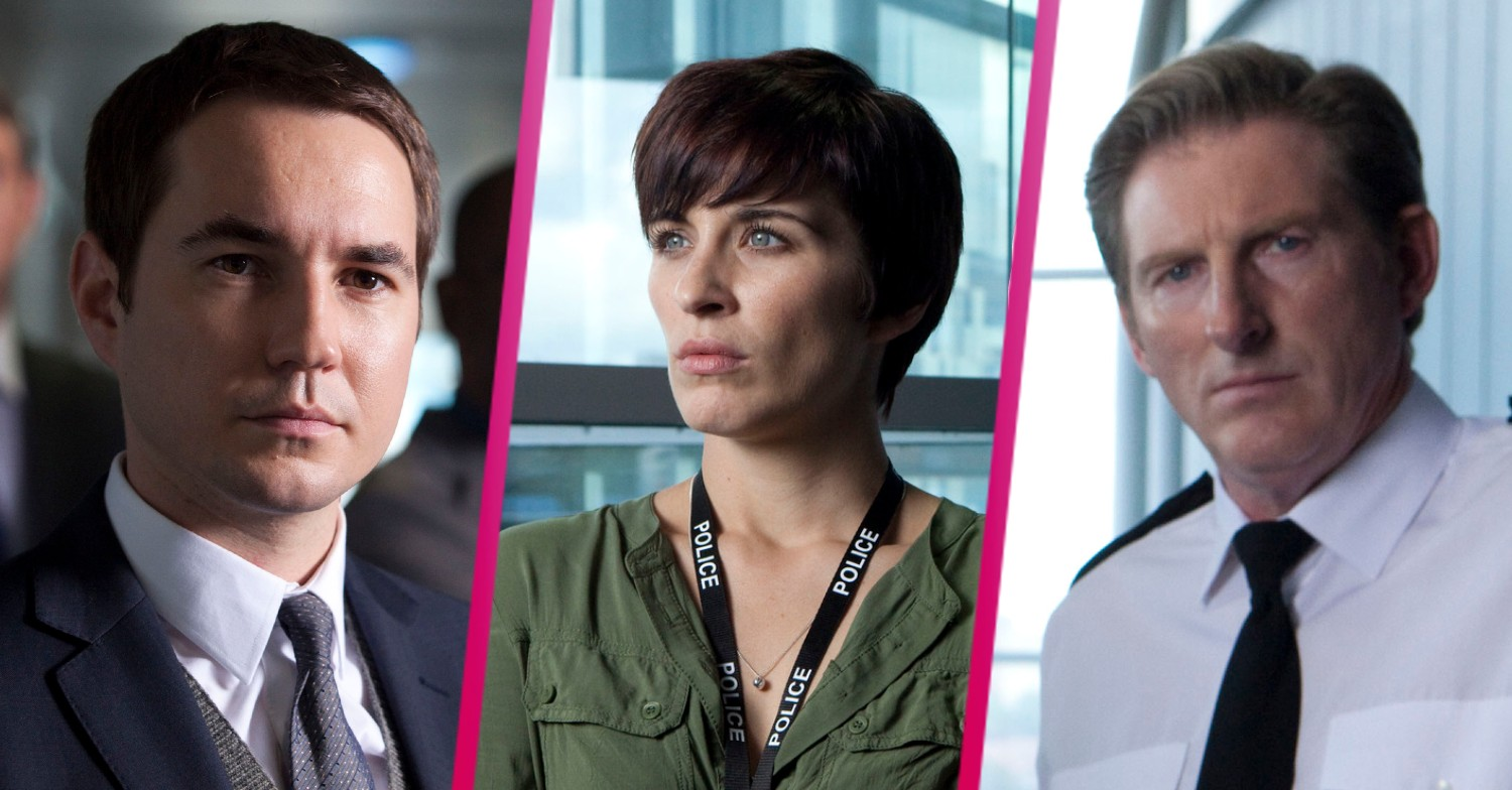 Line Of Duty series one rerun confuses BBC viewers