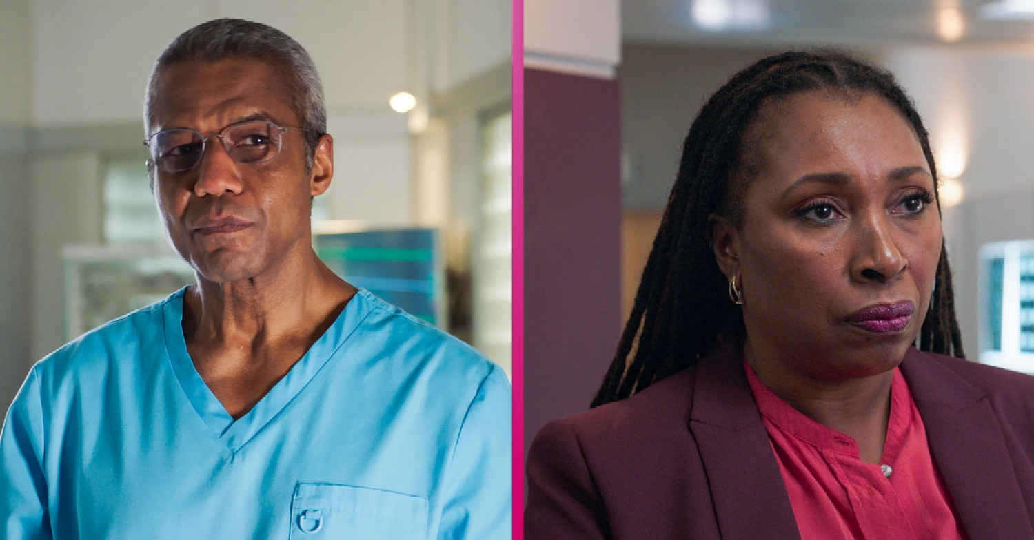 Holby City SPOILERS: Ric's life hangs in the balance