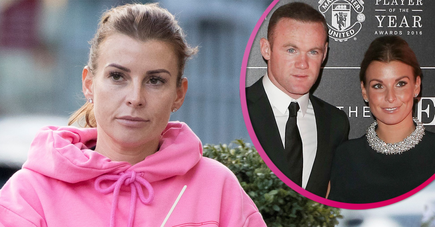 Coleen Rooney hits back at pregnancy rumours: 'I've just put weight on'