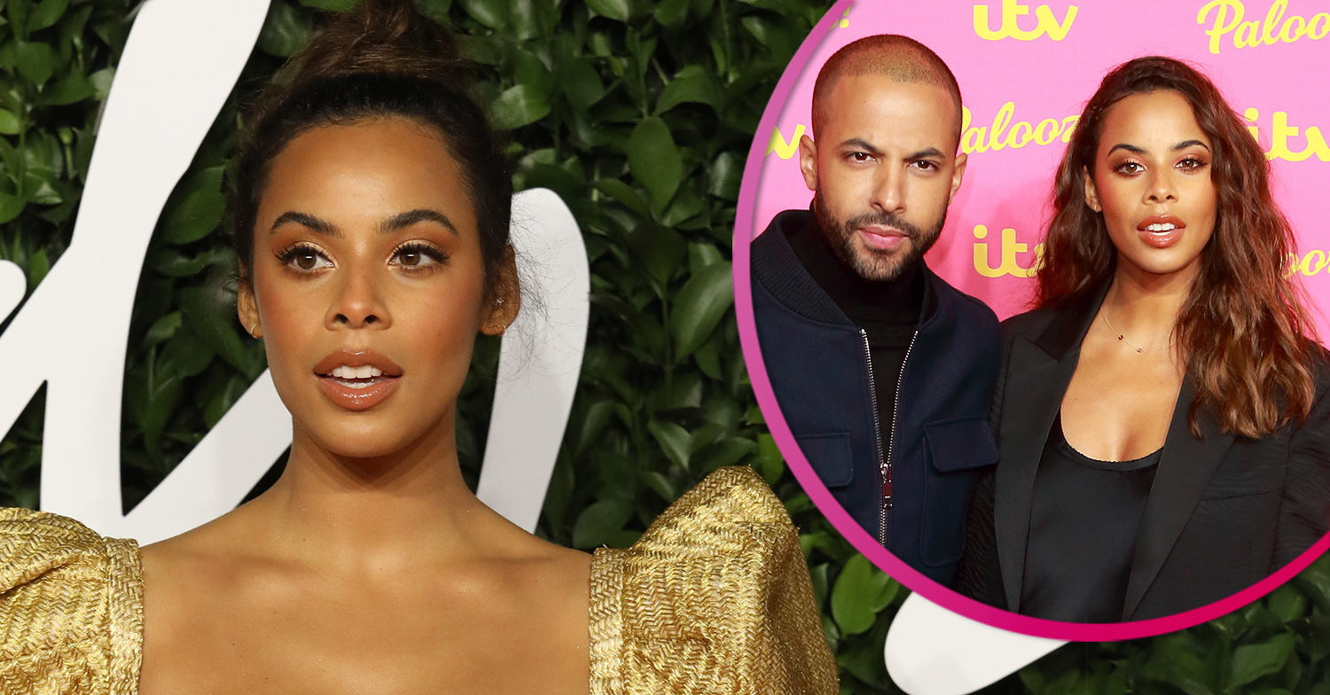 Rochelle Humes Shows Off Nursery For Unborn Baby Ahead Of Due Date
