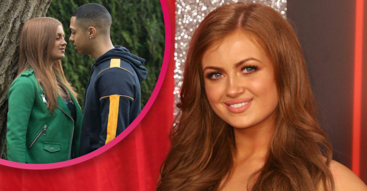 Maisie Smith boyfriend Zack Morris