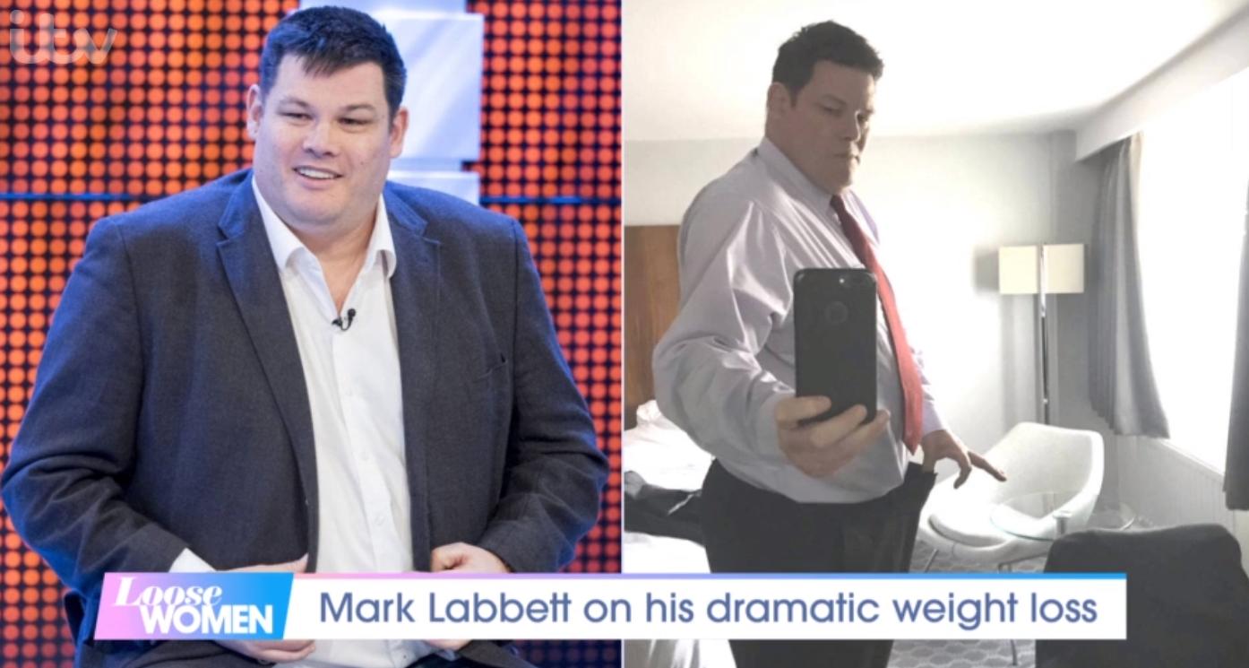 Mark Labbett on Loose Women