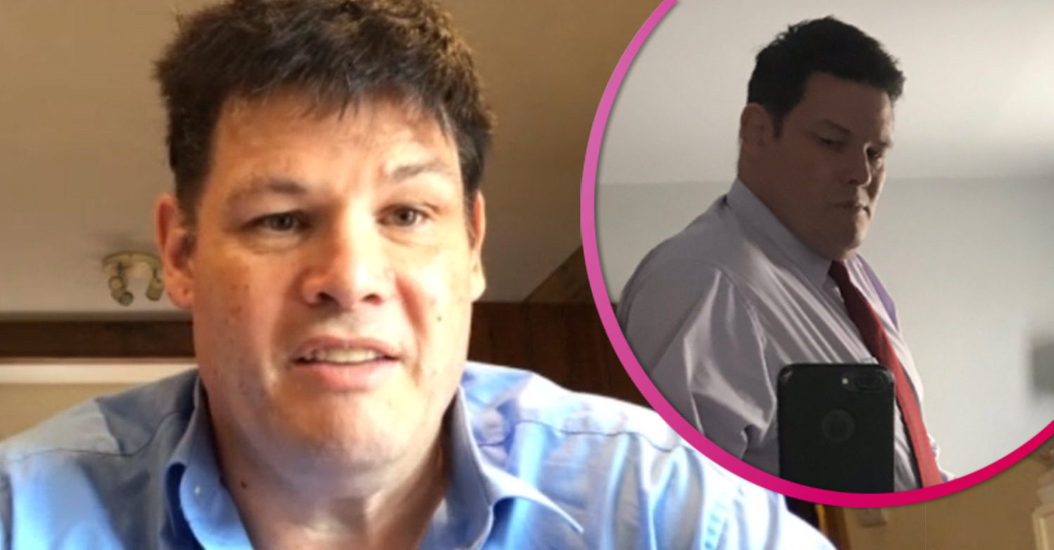 Mark Labbett spills details on incredible five-stone weight loss on Loose Women