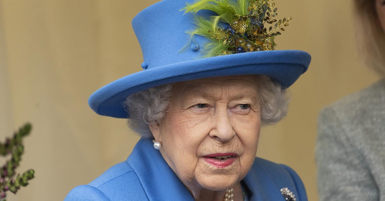the queen balmoral