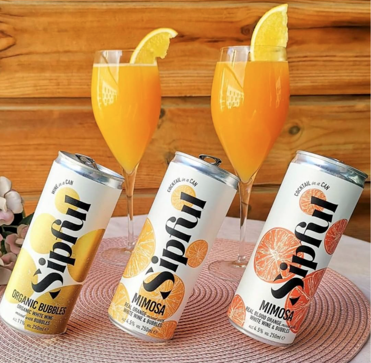 canned cocktail