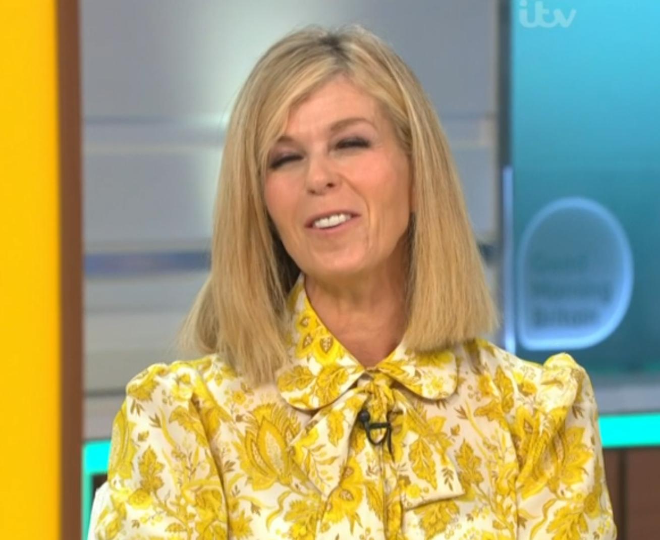 Kate Garraway GMB (Credit: ITV)
