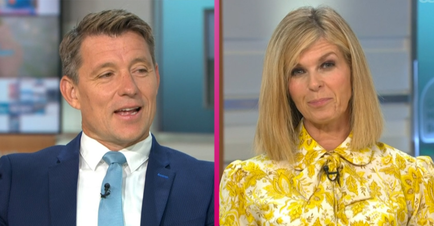 Ben Shephard taking time off from GMB as he reveals huge Tipping Point news