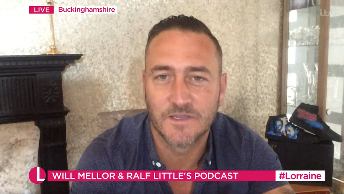 Will Mellor dad
