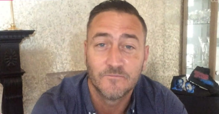 Will Mellor dad (Credit: ITV)