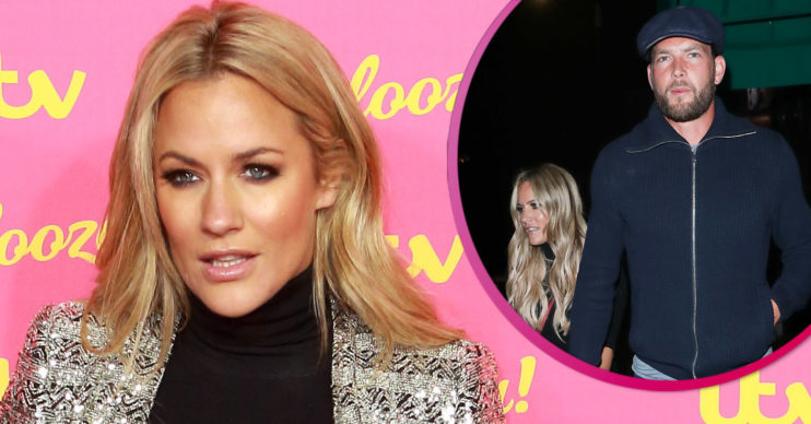 Caroline Flack: mum 'takes aim at Lewis Burton' as he confirms new girlfriend Lottie Tomlinson