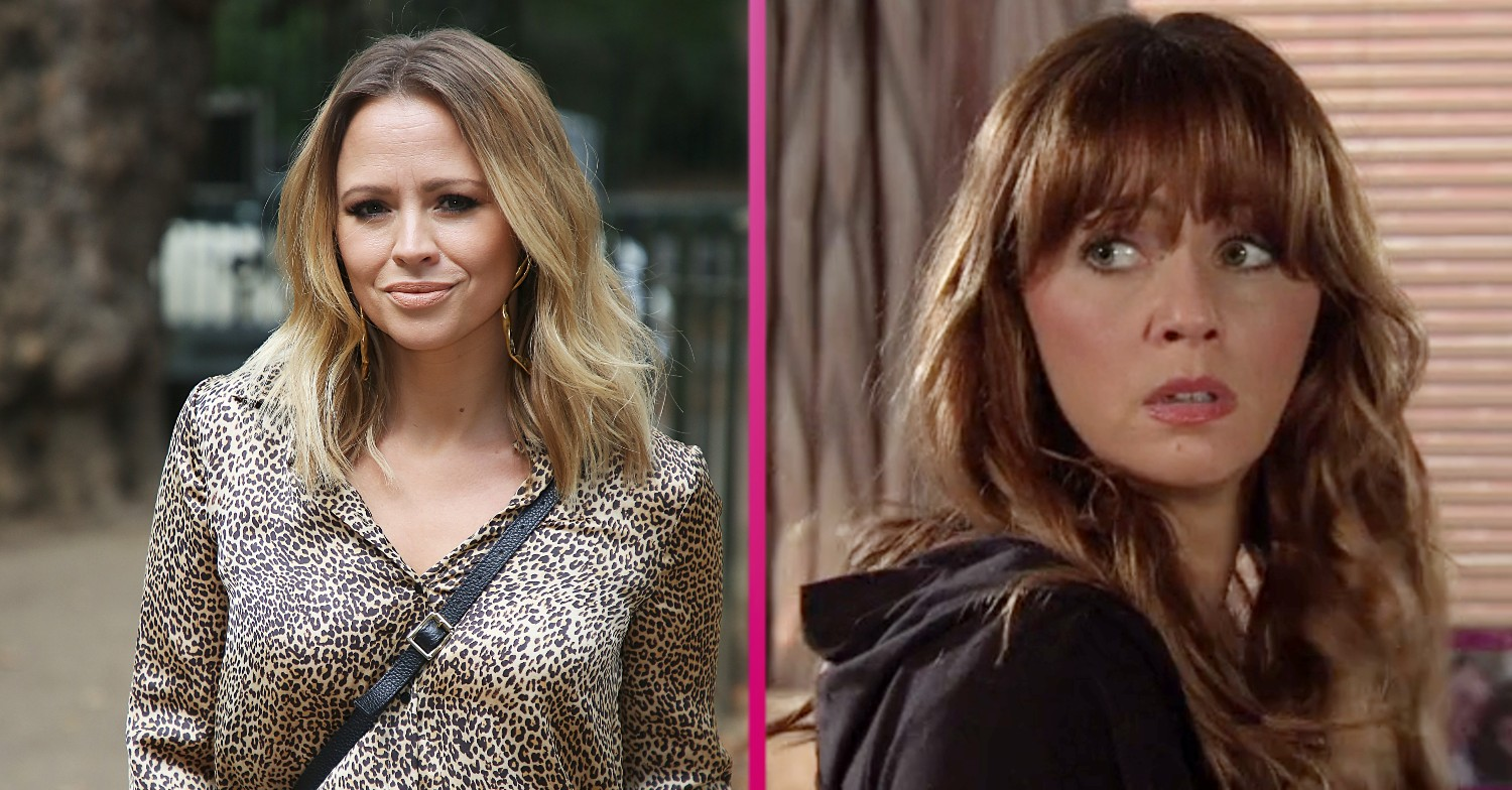 Girls Aloud singer Kimberley Walsh reveals she nearly played Maria Connor in Coronation Street