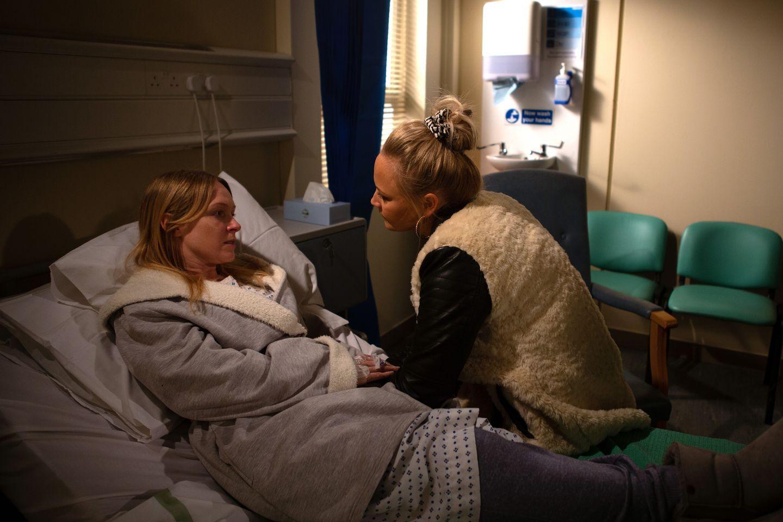 Emmerdale Vanessa cancer (Credit: ITV)