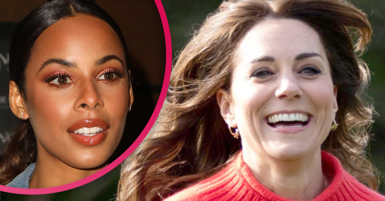 Rochelle Humes teams up with the Duchess of Cambridge for special cause
