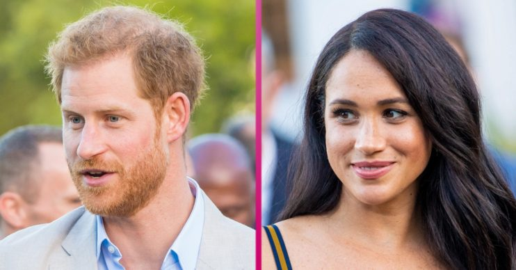 Meghan Harry charity