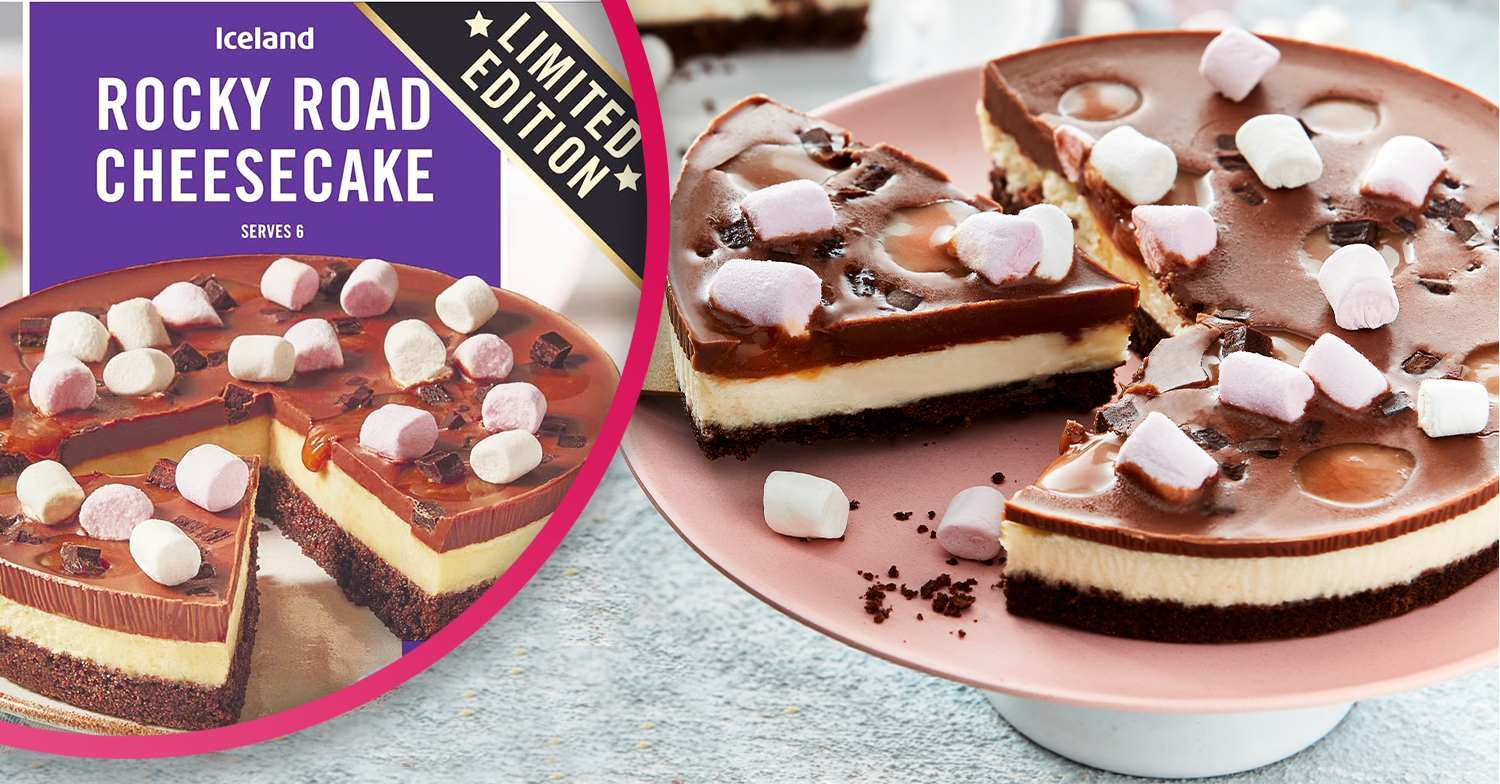 New Iceland Rocky Road Cheesecake has dessert fans drooling