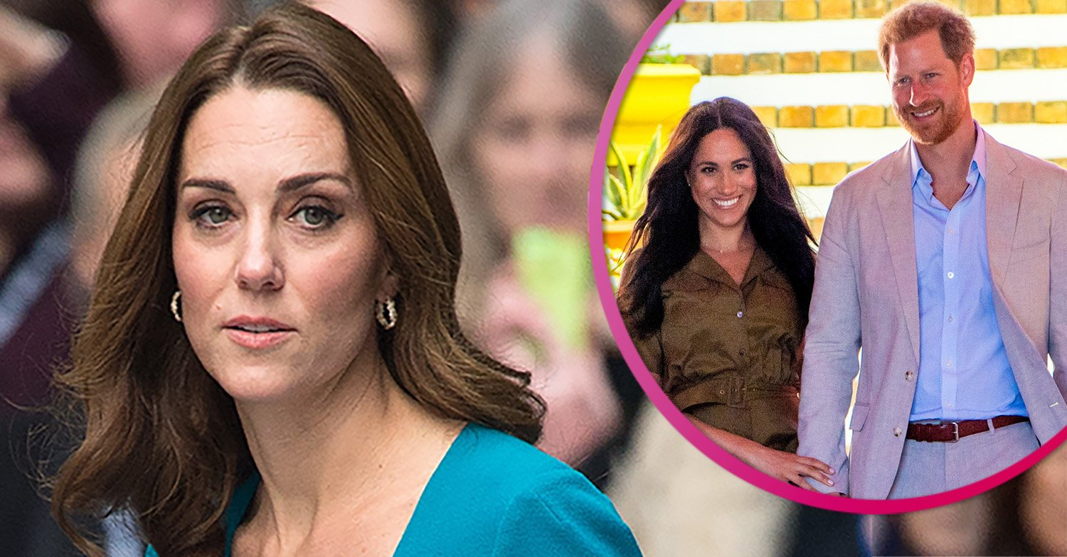 Kate Middleton will be 'desperately sad over Meghan and Harry tell-all book,' says expert