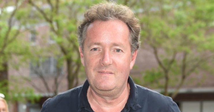 Piers Morgan slams actors