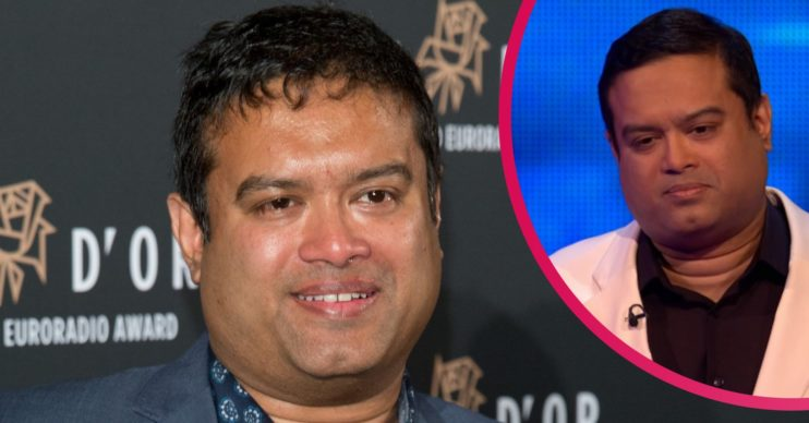 Paul Sinha husband