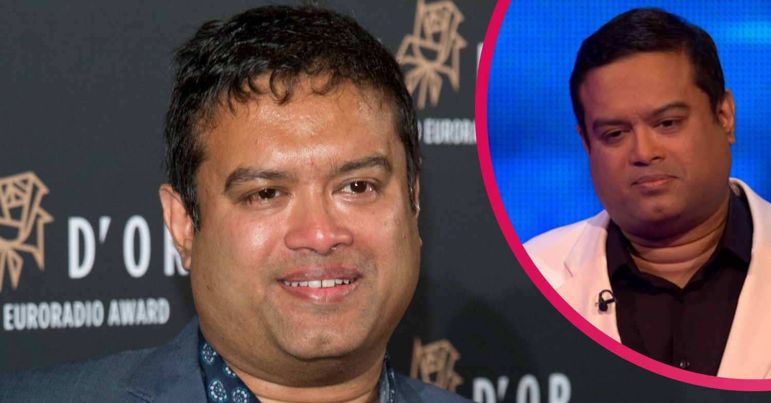 Paul Sinha Proud As Husband Proves Quizzing Skills Entertainment Daily