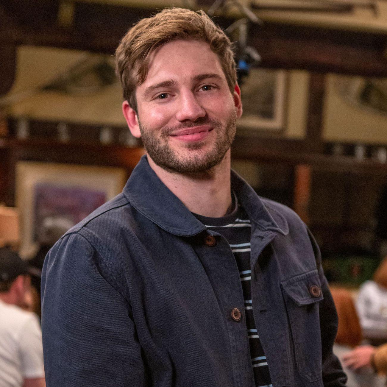 Jamie Tate Emmerdale (Credit: ITV)