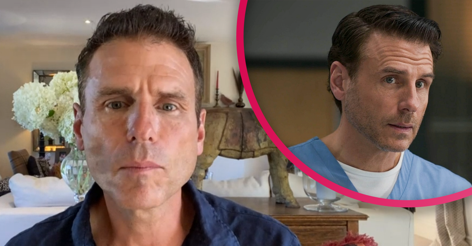 Casualty: Jason Durr reveals 'terribly sad' reason David lies to Rosa about bipolar battle