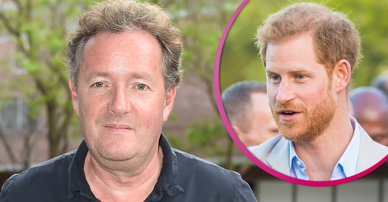 Piers Morgan slams 'tone-deaf' Prince Harry for criticising social media