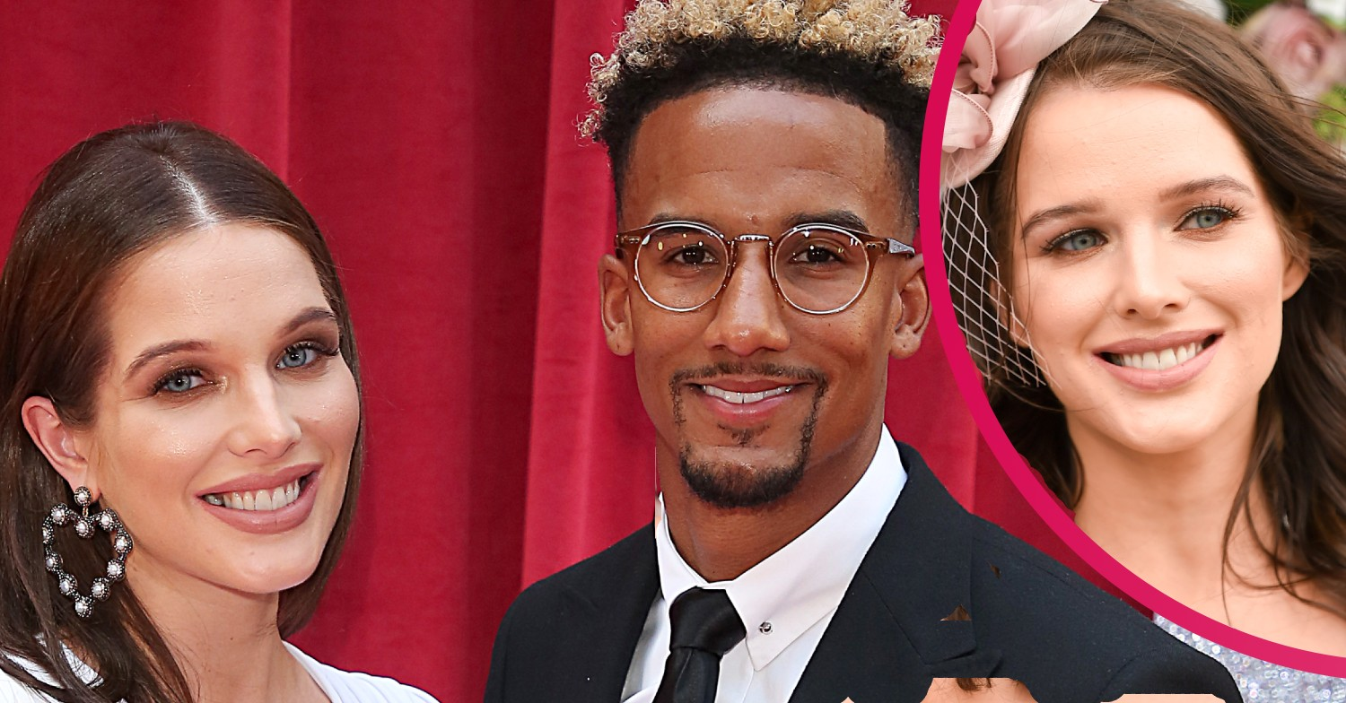 Helen Flanagan shares loved-up snap with fiancé Scott Sinclair on her 30th birthday