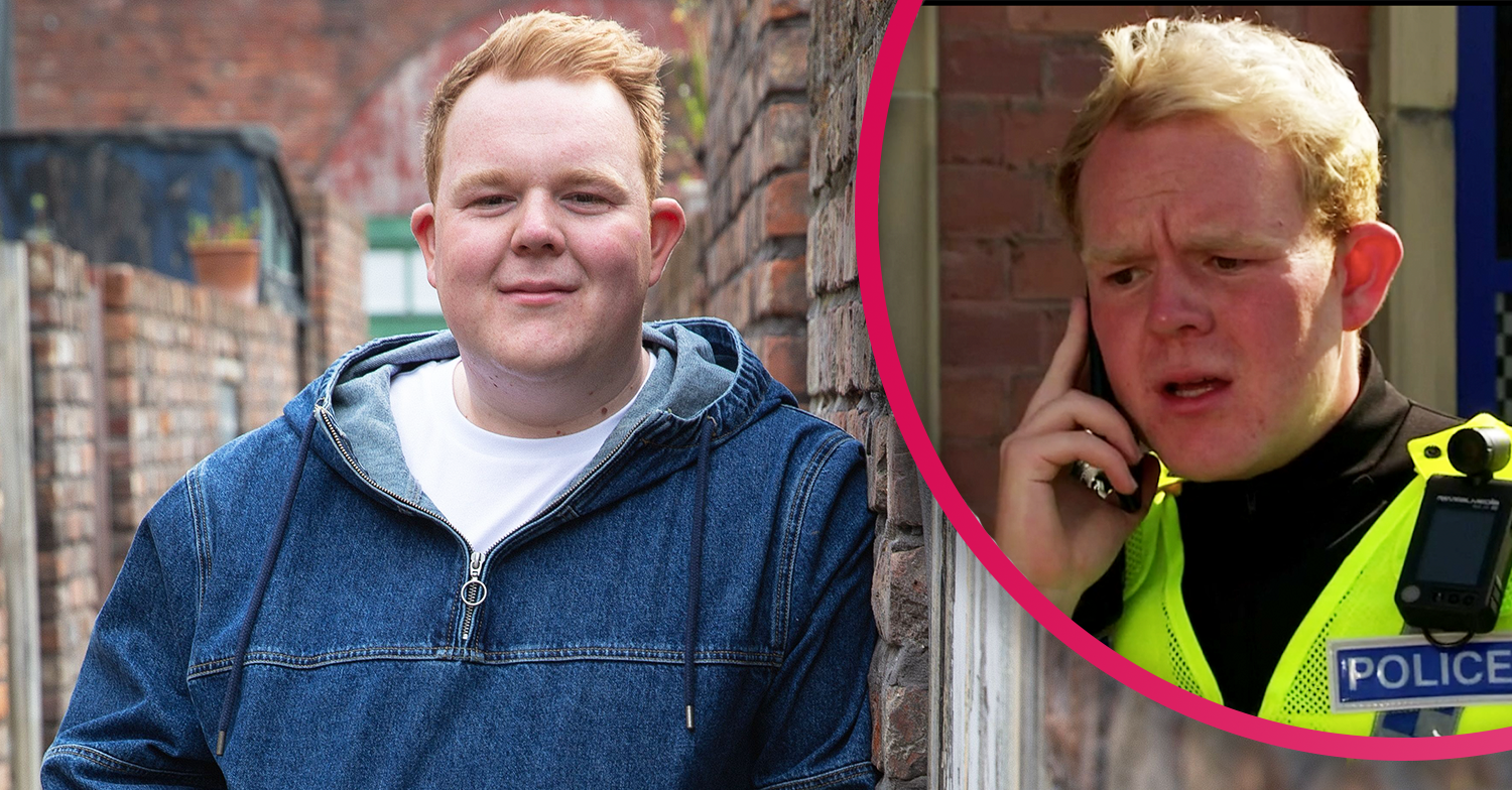 Coronation Street fans say Craig Tinker looks like a 'different person' as Colson Smith returns to screens